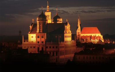 Augsburg Rathaus+ Dom